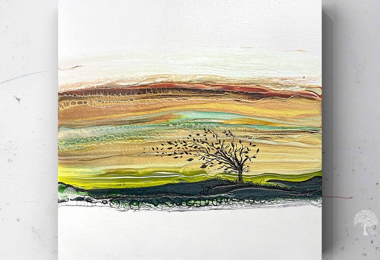 Autumn Landscape2 by julieVatcher