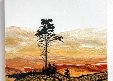 Fluid Art by Julie Vatcher