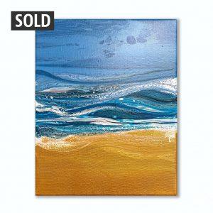 Julie Vatcher Artist Seascape