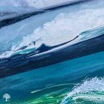 New-Horizons-Fluid Art by Julie Vatcher